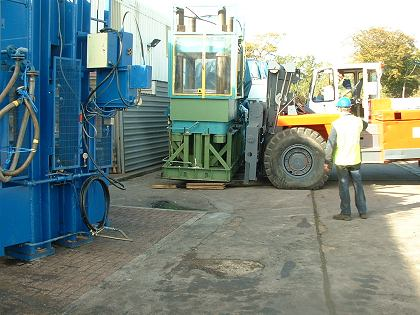 heavy machinery relocation Bournemouth